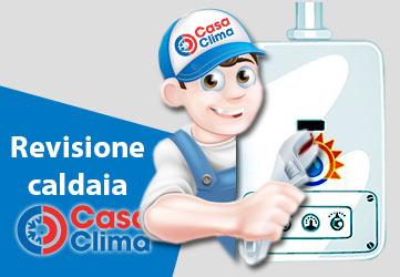Casaclimasrl srl assistenza beretta service for Revisione caldaia